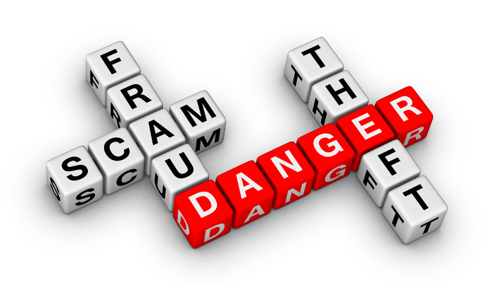 Fraud theft scam danger - Educators Financial Group