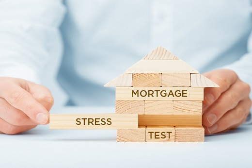 Mortgage stress test tile - Educators Financial Group
